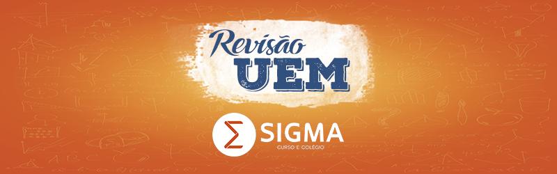 Semana de revisão para o Vestibular da UEM