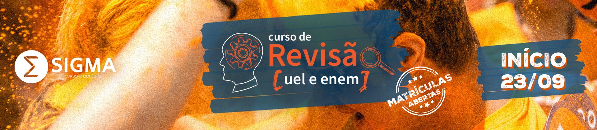 Revisão UEL e ENEM